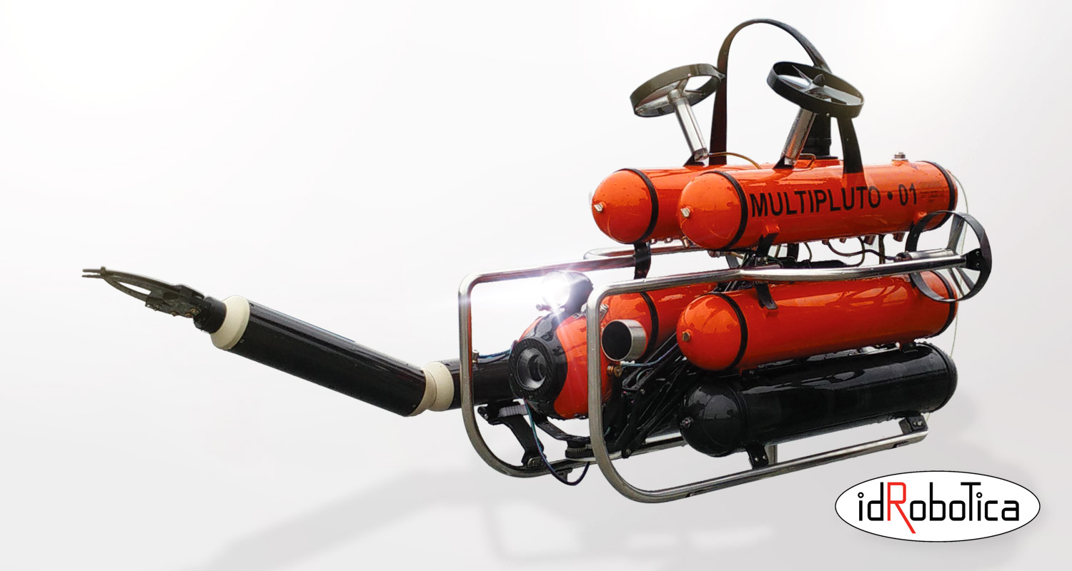MULTIPLUTO - very compact ROV for deep ocean science