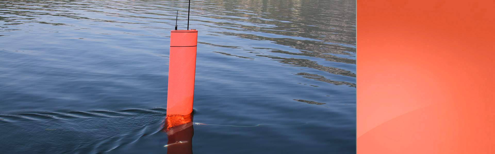 Radio Buoy wireless ROVs control